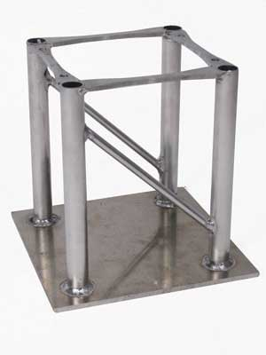 250mm Base Section