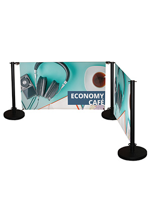 Listwa Economy Cafe Barrier
