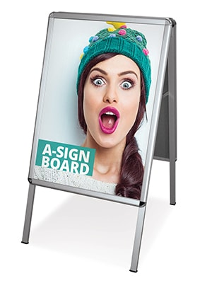 A-Sign Board